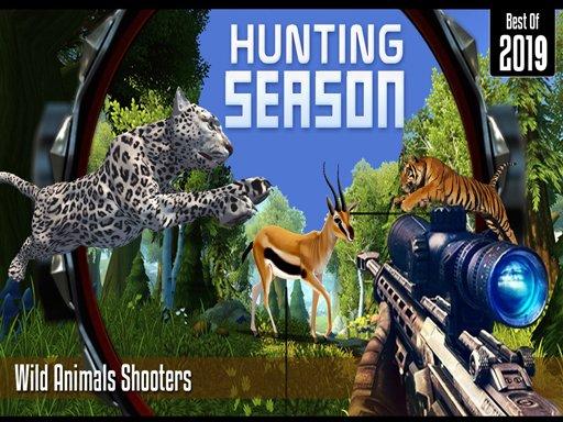 Play Hunting Season Now!