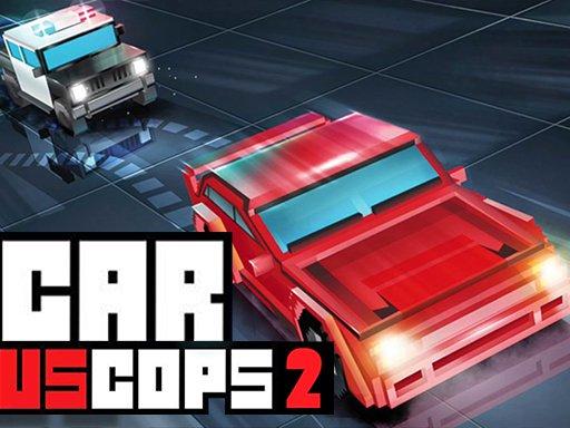Play Car vs Cops 2 Now!