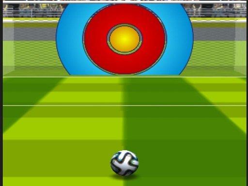 Play Simple Football Kicking Now!