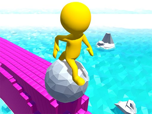 Play Roll Run 3D Now!