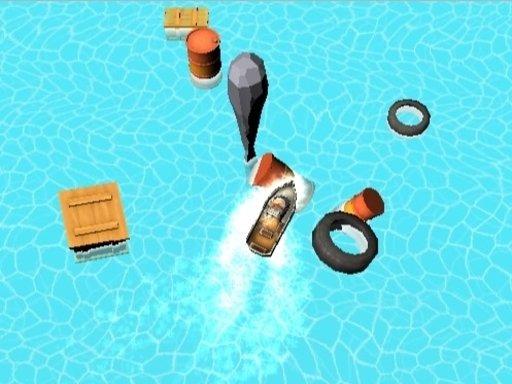 Play Water Boat Fun Racing Now!