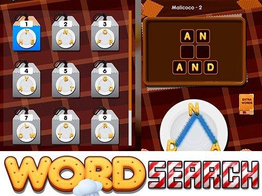 Play Word Search Now!