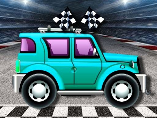 Play Toy Car Race Now!