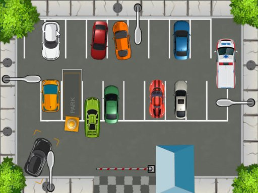 Play HTML5 Parking Car Now!
