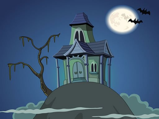 Play Haunted House Hidden Ghost Now!