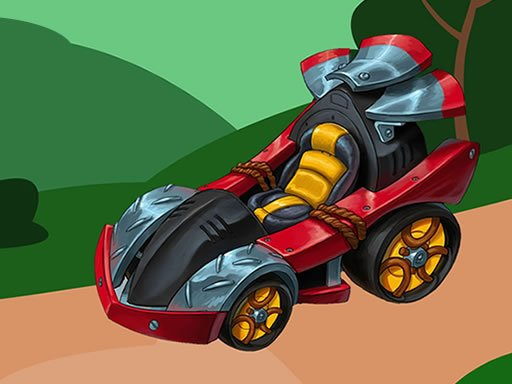 Play Angry Birds Racers Jigsaw Now!