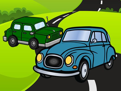 Play Cartoon Car Jigsaw Now!