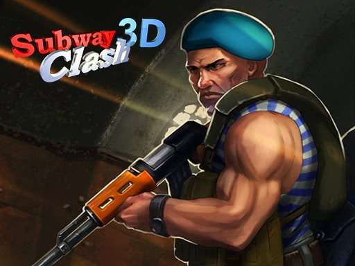 Play Subway Clash 3D Now!