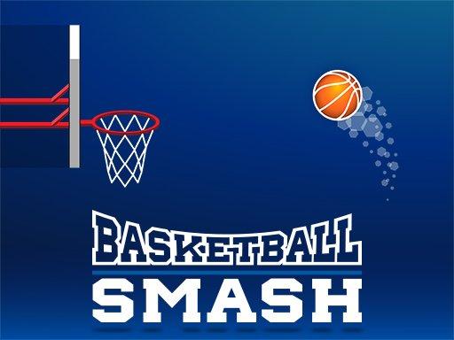 Play Basketball Smash Now!