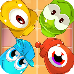 Play Candy Monsters Now!